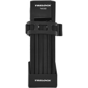 Trelock FS 200 TWO.GO L Folding Lock 100 cm, black